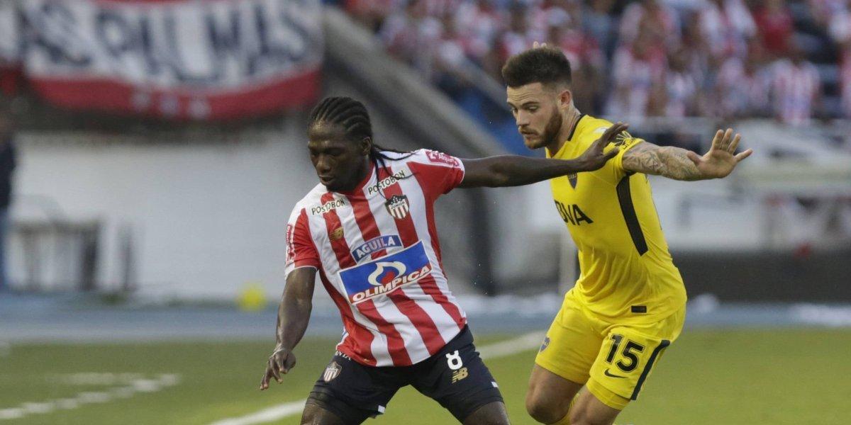 Punto suspensivo: Junior empató con Boca y definirá en Sao Paulo