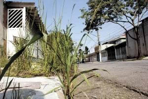 Manutenção de calçadas é de responsabilidade dos moradores