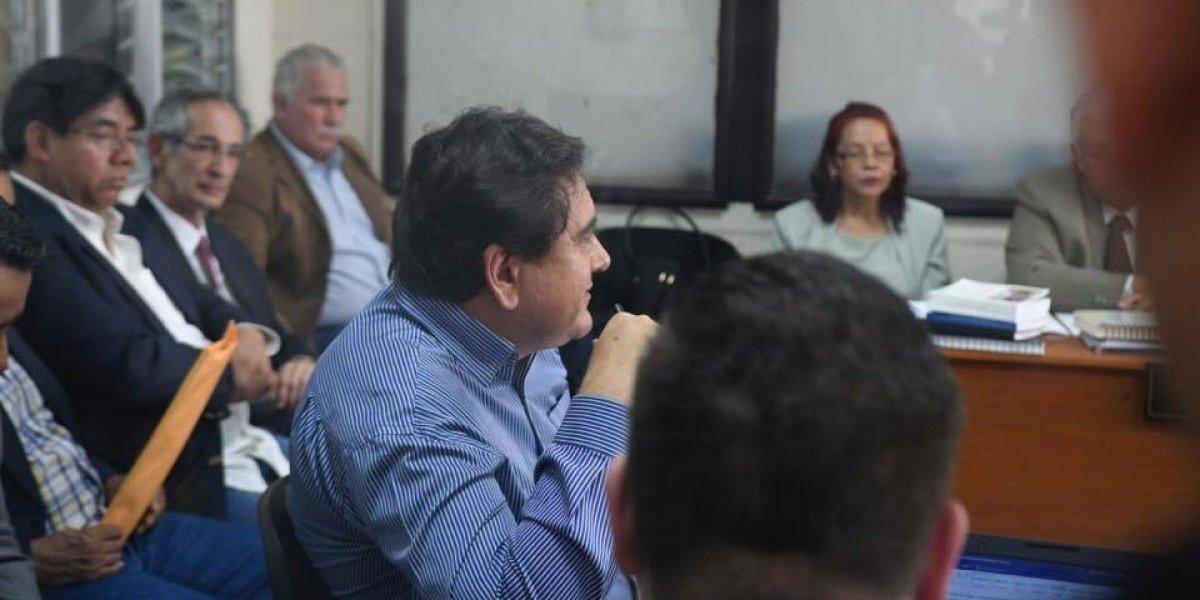 Se suspende audiencia del caso Transurbano por acción planteada por Alejos