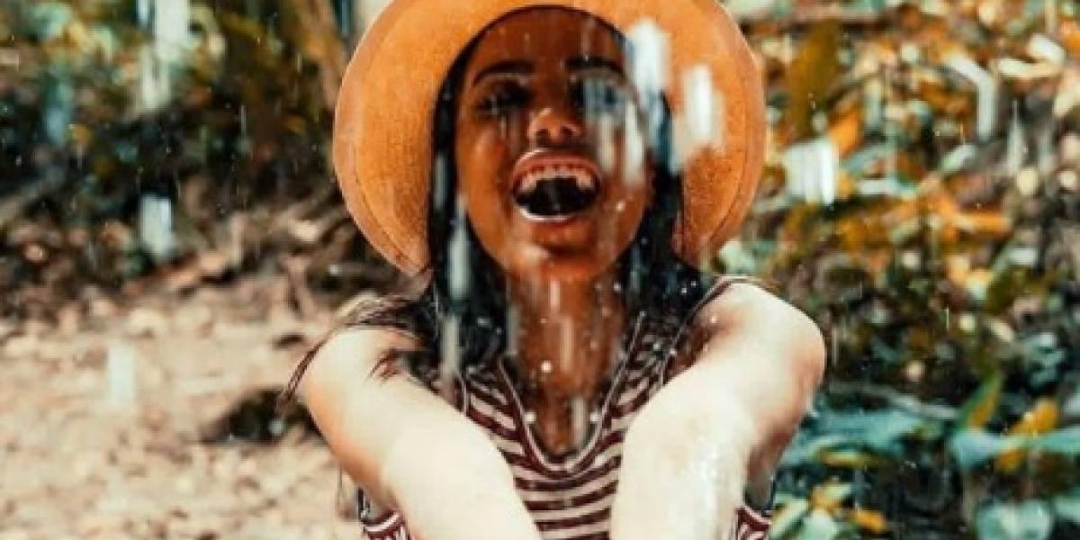 Veja o resultado no novo look da cantora Anitta: cabelo chocolate