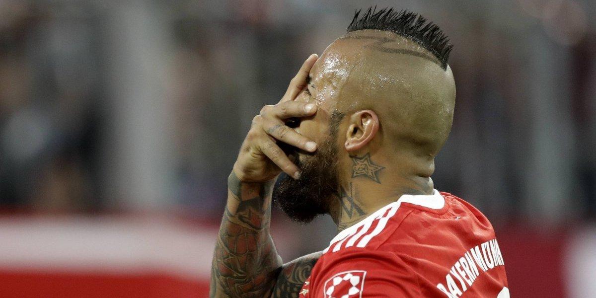 """En España critican a Arturo Vidal por """"menospreciar con ofensivo fotomontaje"""" a Cristiano Ronaldo"""