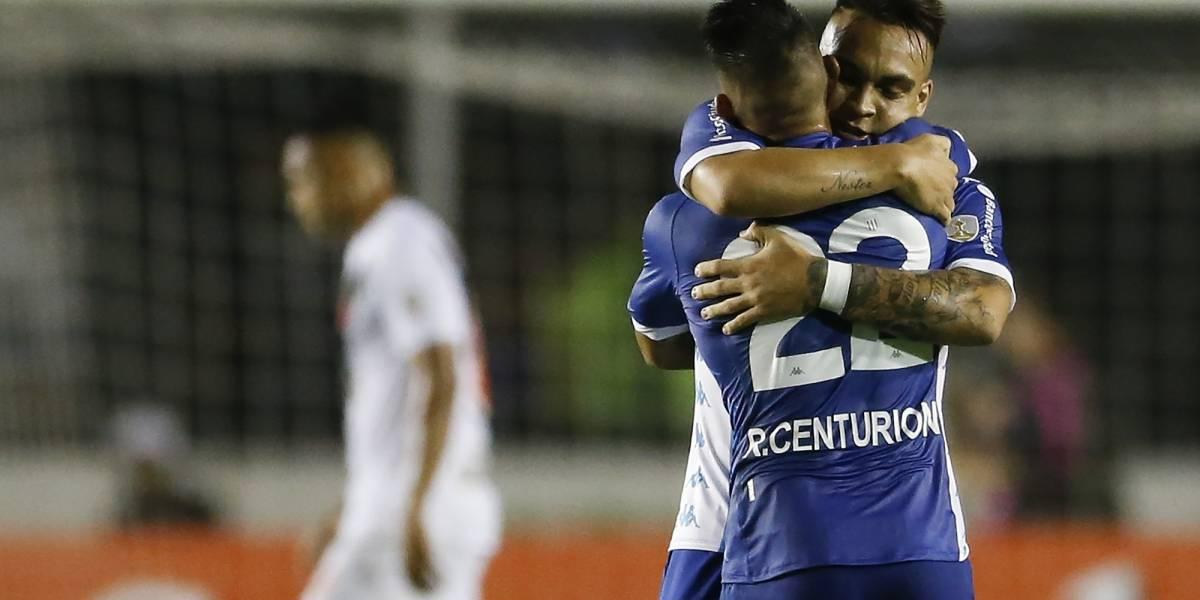 Con un tridente de miedo: Racing definió la formación que buscará tumbar a la U en Copa Libertadores