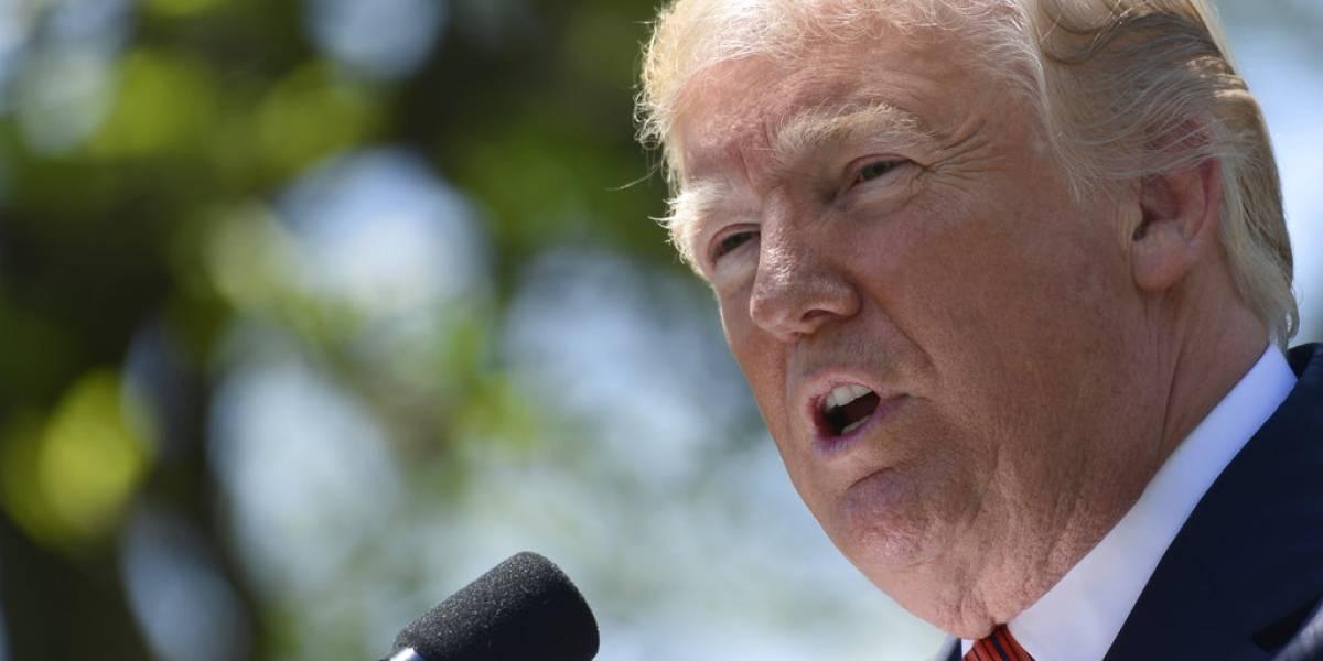 Trump expresa condolencias tras accidente de la Guardia Nacional de Puerto Rico