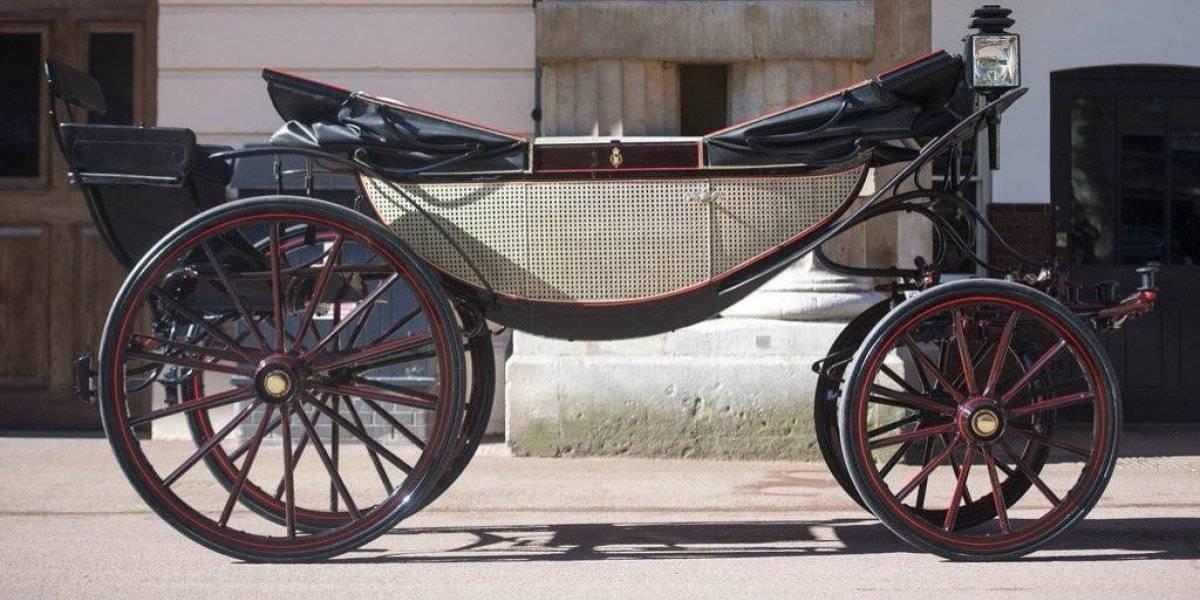 Meghan y el príncipe Enrique escogen su carruaje para la boda