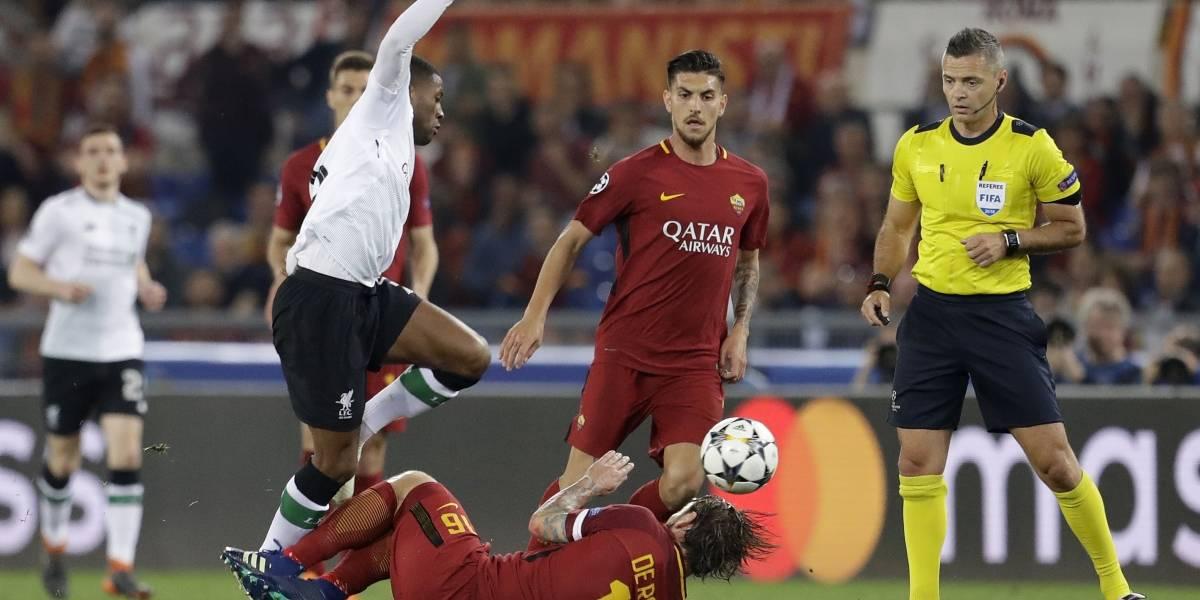 Así vivimos el polémico paso a la final de la Champions del Liverpool ante Roma