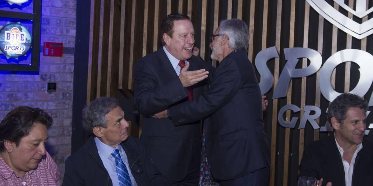 Arturo Brizio desmiente acusaciones de racismo del árbitro Adalid Maganda