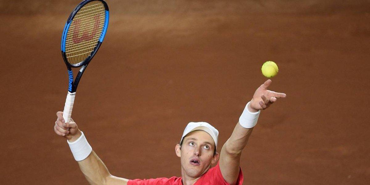 ¿Cuándo y a qué hora juega Nicolás Jarry por los octavos de final del ATP 250 de Estoril?