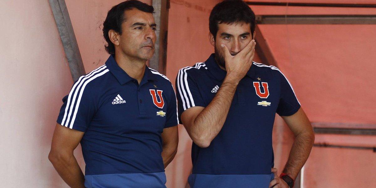 Huevo a la Copa: Valencia fue habilitado para ser el técnico de la U ante Racing por la Libertadores