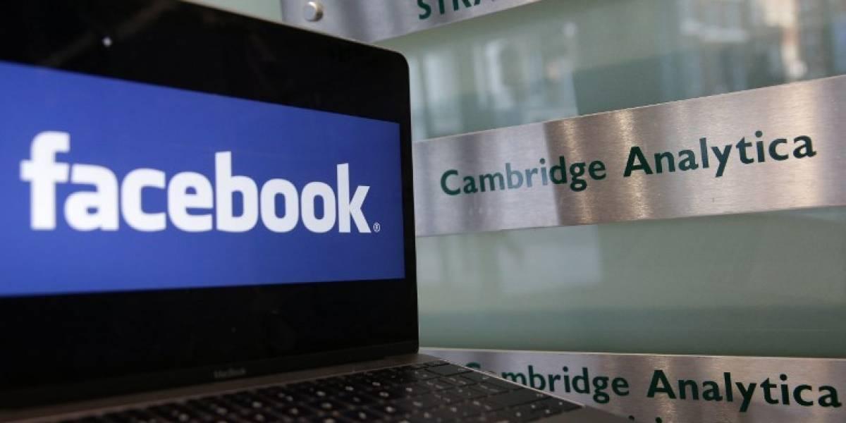 Cambridge Analytica anuncia el cese inmediato de sus operaciones