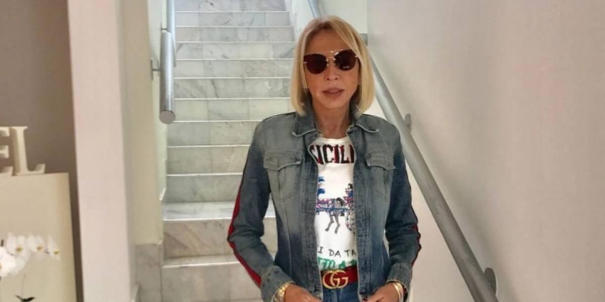 Laura Bozzo: estas son las reacciones tras su llegada a Ecuador