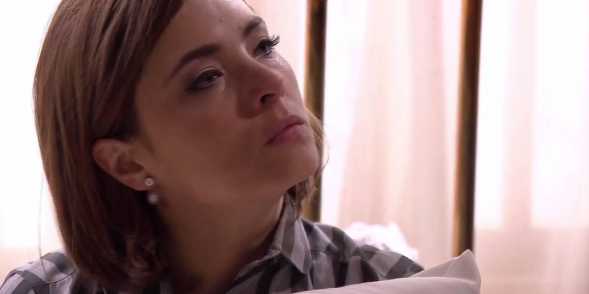 """""""Perdona nuestros pecados"""": Ernesto Möller descubrió el amor secreto de """"Mechita"""" en un capítulo con un inesperado embarazo"""