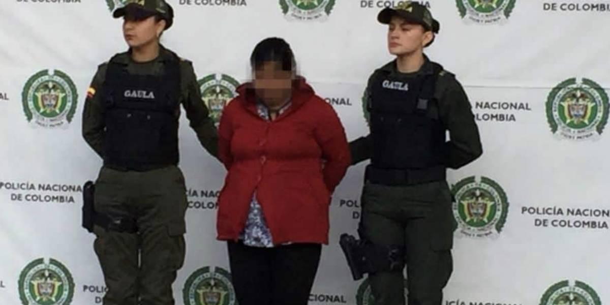 Recapturan a mujer que raptó bebé, pero esta vez  la envían a la cárcel