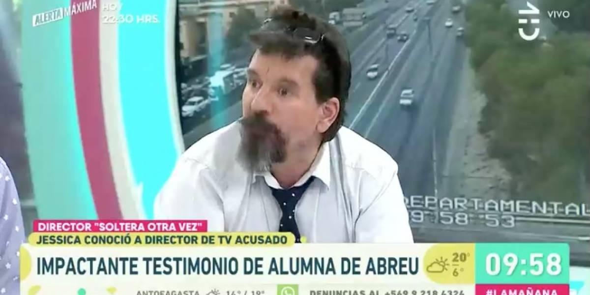 """Vasco Moulián contra su amigo Herval Abreu: """"¡Es un degenerado!"""""""