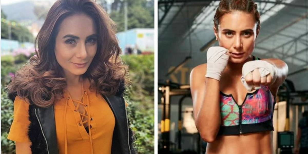 Johanna Fadul hizo trampa en prueba de 'Exatlón Colombia'