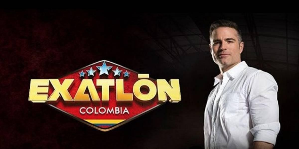El grave error de Roberto Manrique, presentador de 'Exatlón'