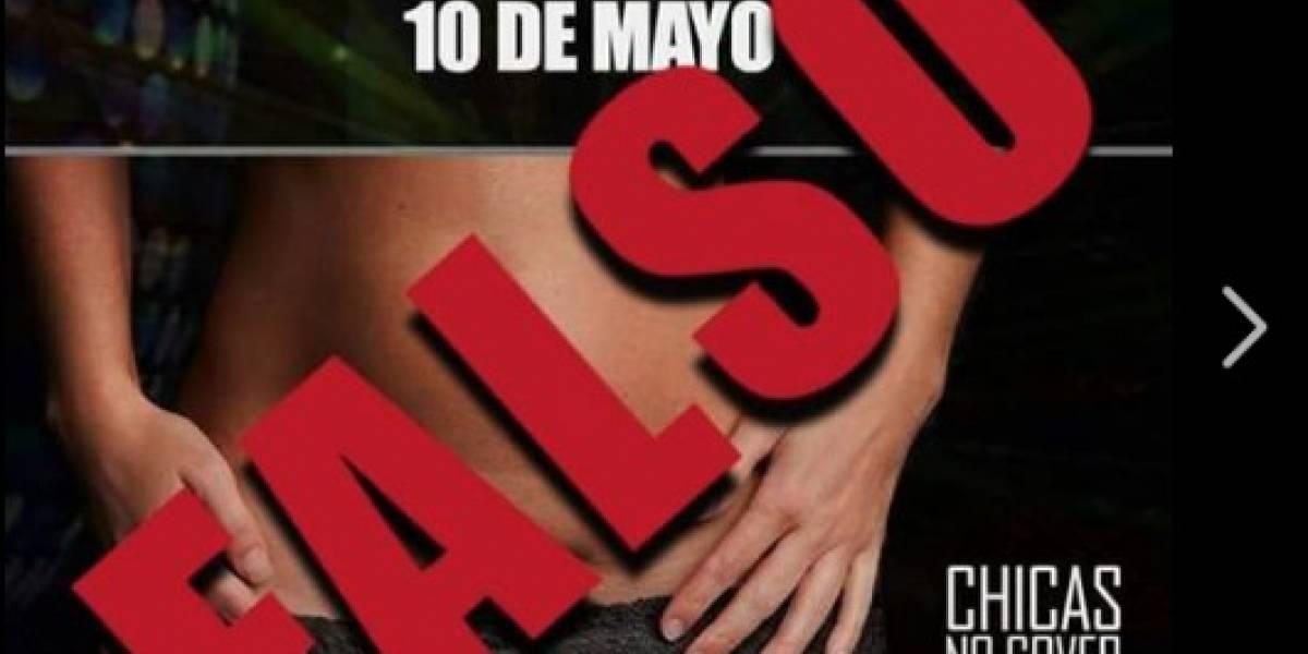 """Falsa publicidad que indignó a las redes sociales: """"Muestra tu cesárea y llévate una cubeta gratis"""""""