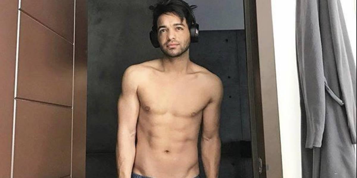 Las extrañas interrogativas que hace el cantante Pedro Cuevas en Instagram a sus seguidores