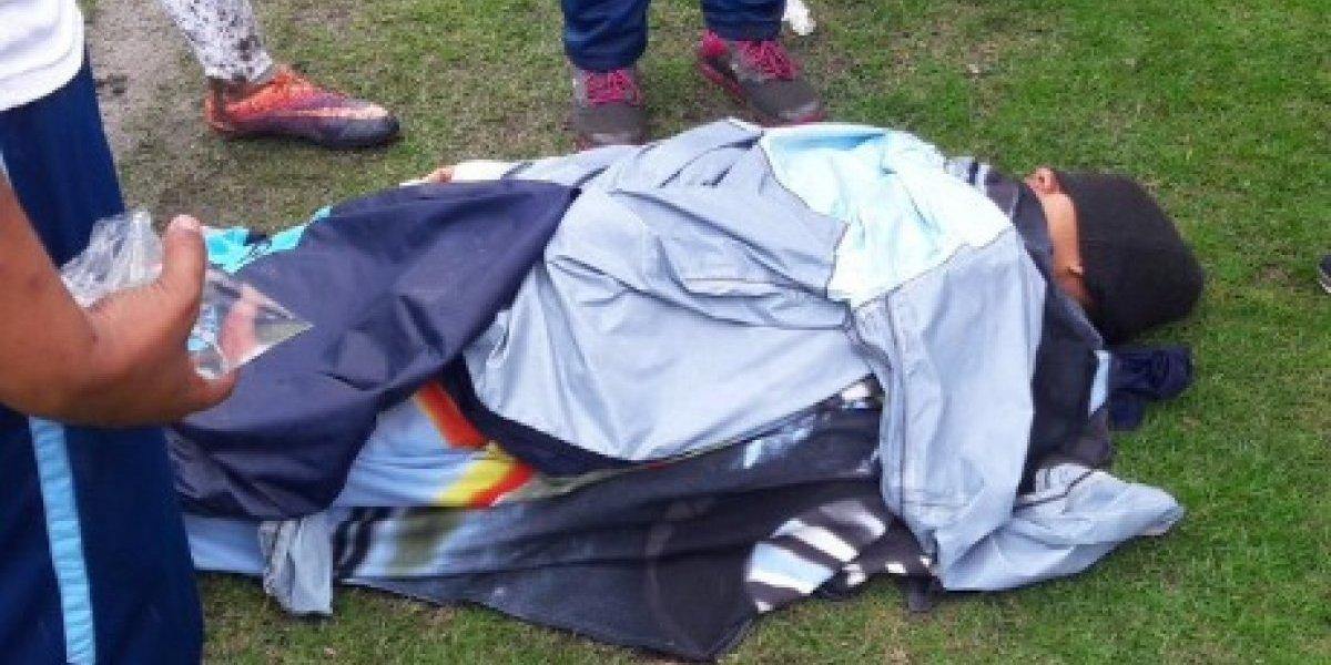 Jugador de Guayaquil City esperó más de 40 minutos por una ambulancia