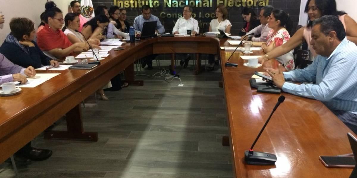 Candidatos al gobierno de Yucatán tendrán su primer debate este miércoles
