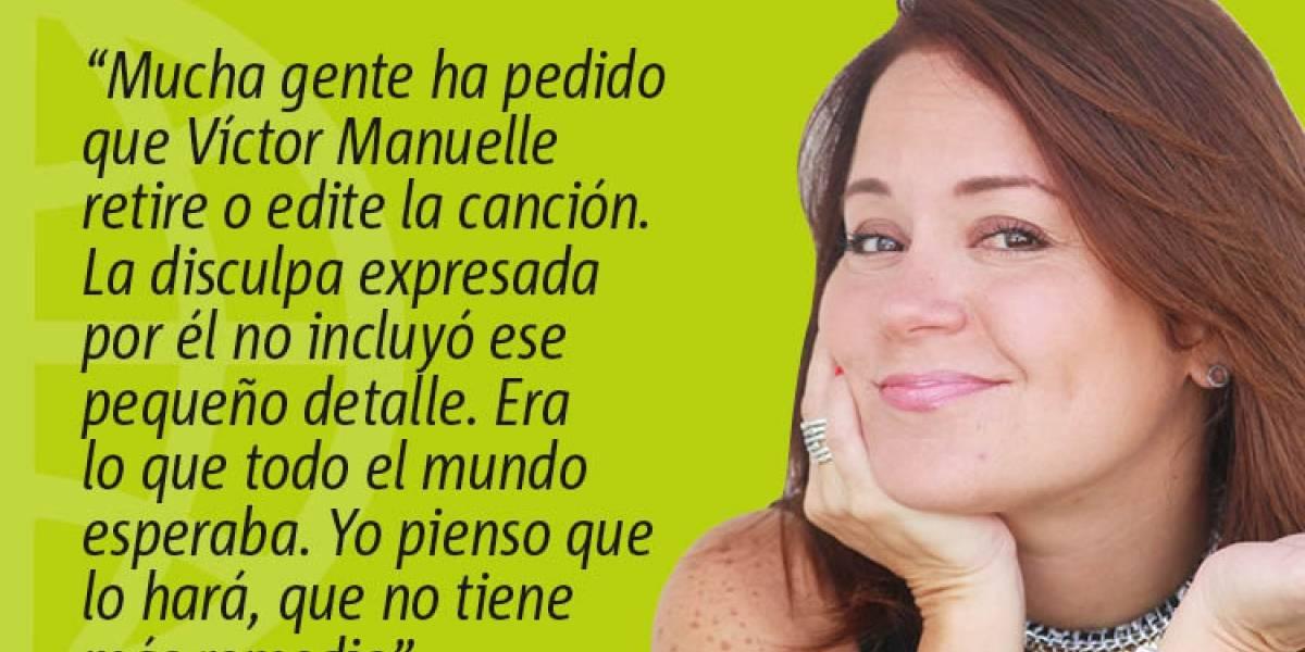 Víctor Manuelle y su lírica