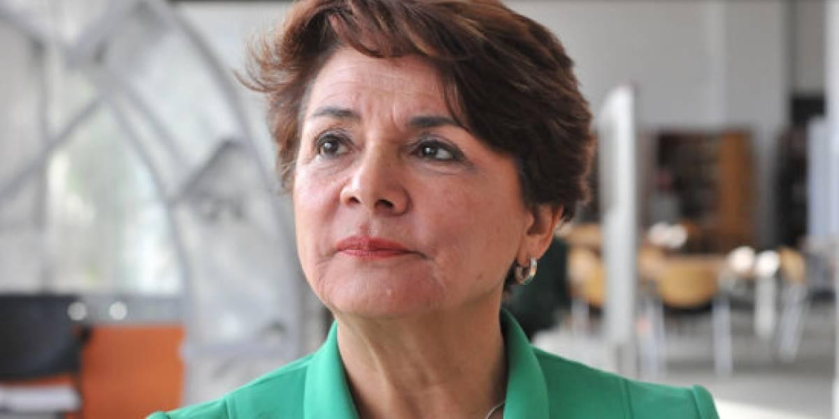 La nueva rectora de la Universidad Nacional solo duraría un mes en su cargo