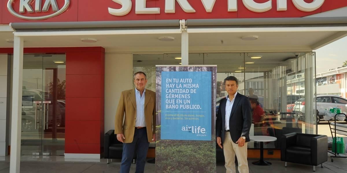 Kia Indumotora One y Airlife consolidan su alianza