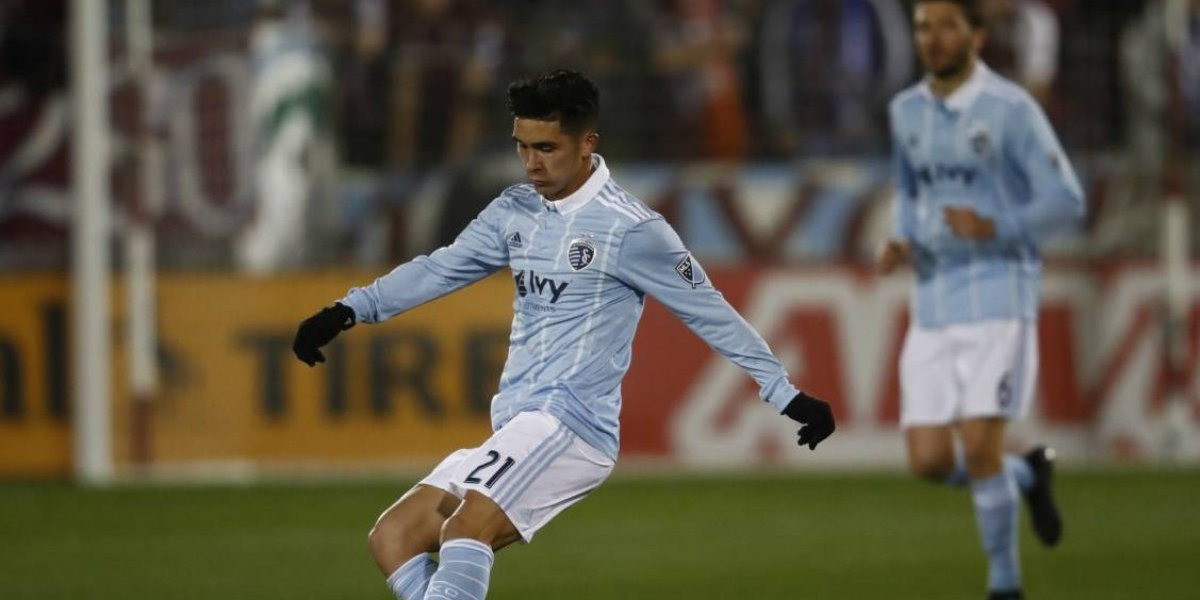Malas noticias para Felipe Gutiérrez en su mejor momento en la MLS