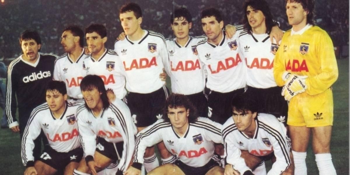 Colo Colo está de luto: Falleció el histórico paramédico del plantel de la Copa Libertadores 1991