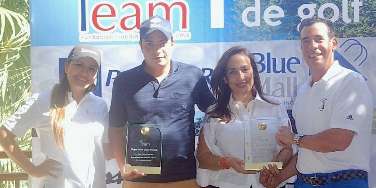 Domingo Bermúdez gana Copa TEAM de golf