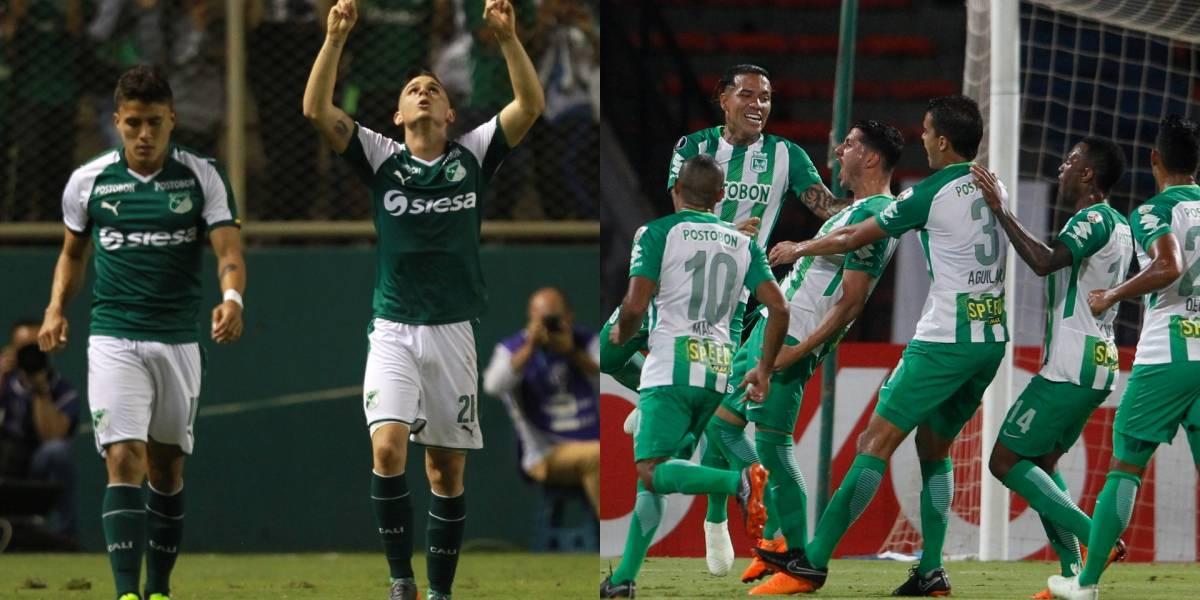 Deportivo Cali, a por la clasificación ante Atlético Nacional