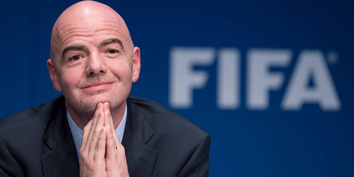 Fifa propõe realizar uma mini-Copa do Mundo a cada 2 anos