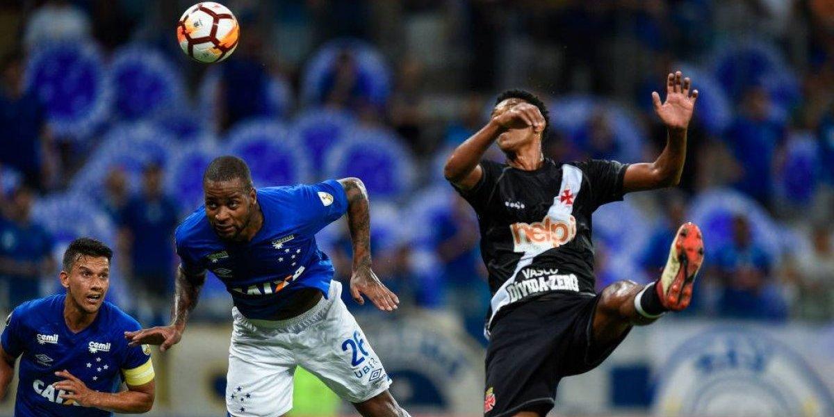 Así vivimos la goleada de Cruzeiro sobre Vasco da Gama en el grupo de la U en la Libertadores
