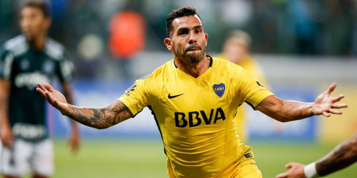 Así vivimos el empate de Boca ante Junior en la Copa Libertadores