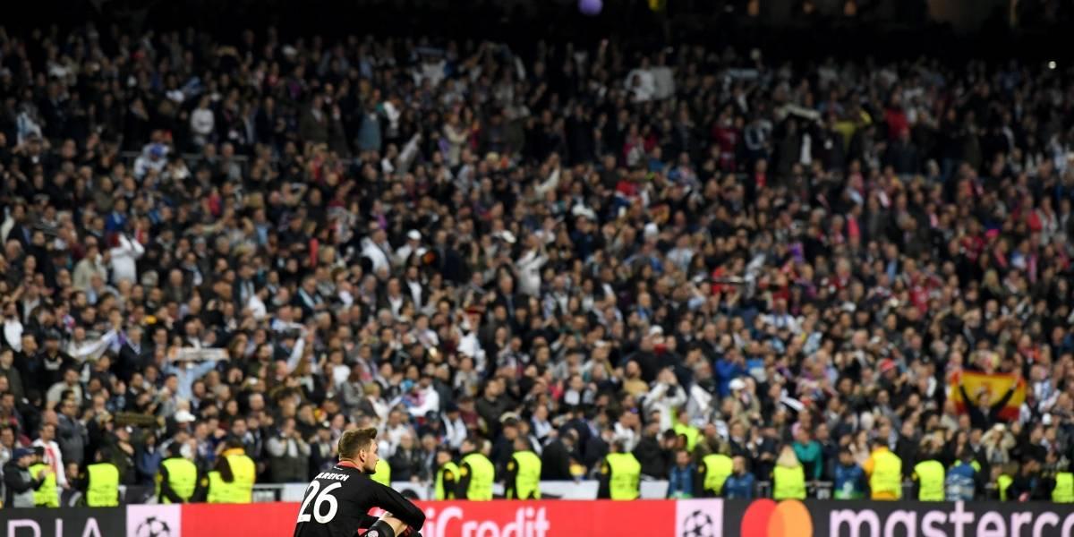 """""""No puedo explicarlo, lo siento"""": El desolador mensaje de Ulreich tras el error que le costó la clasificación al Bayern"""