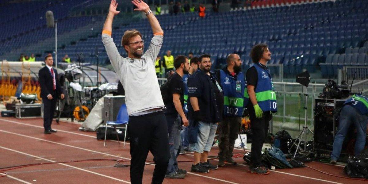 """La sinceridad de Klopp en Liverpool: """"Real Madrid necesitó suerte para llegar a la final y nosotros también"""""""