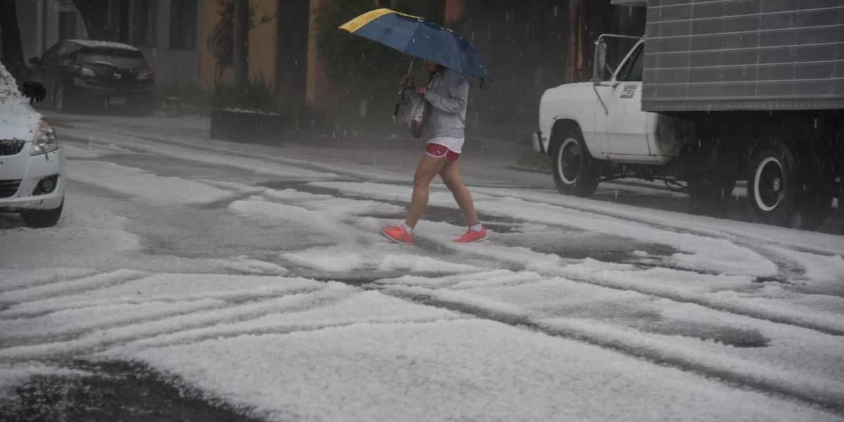 Huracán Norman alcanza la categoría 3 sin afectar costas mexicanas