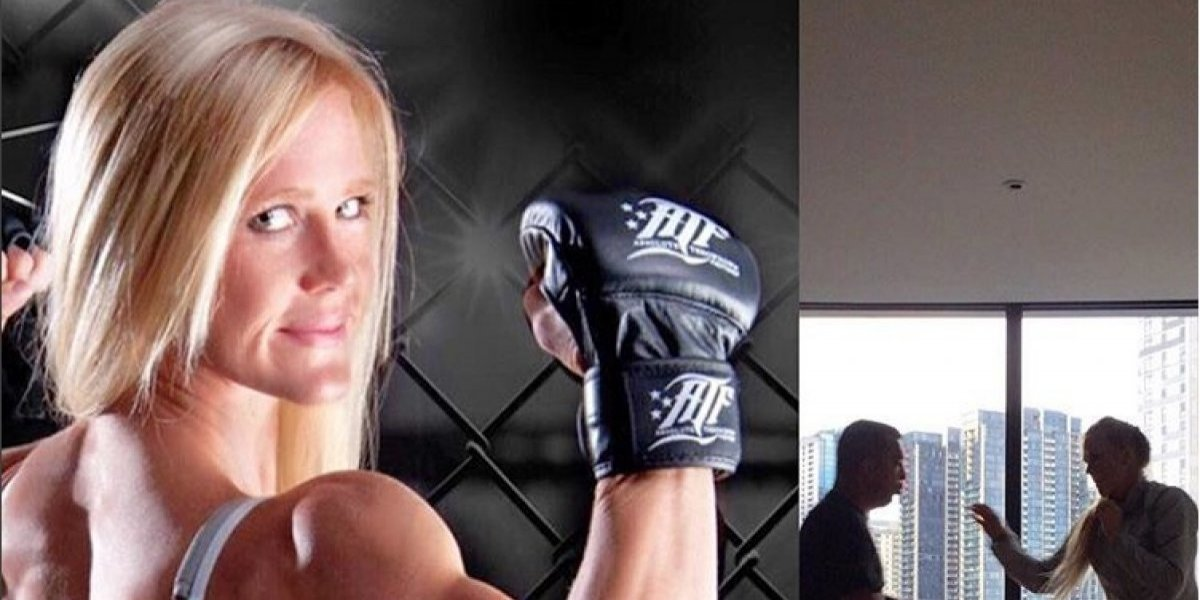 VIDEO. El increíble físico de Holly Holm que impresiona en Instagram