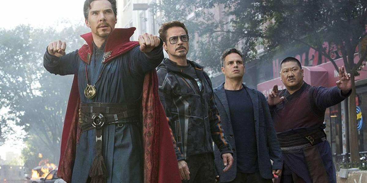 Mark Ruffalo reveló el final de Infinity War en 2017 y nadie se dio cuenta