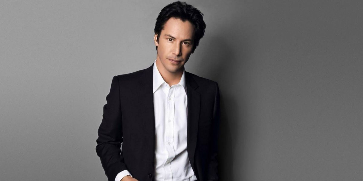 Luce irreconocible actor Keanu Reeves
