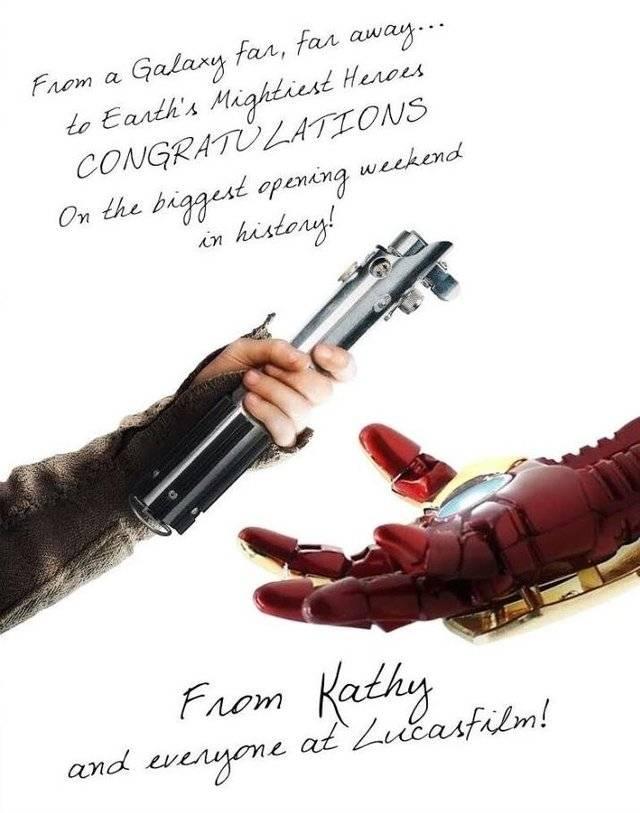 Star Wars Infinity War