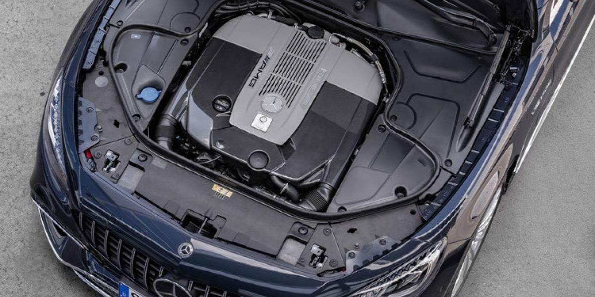 Mercedes comienza a despedir su motor V-12