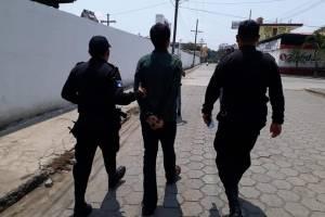 mexicano capturado en San Marcos