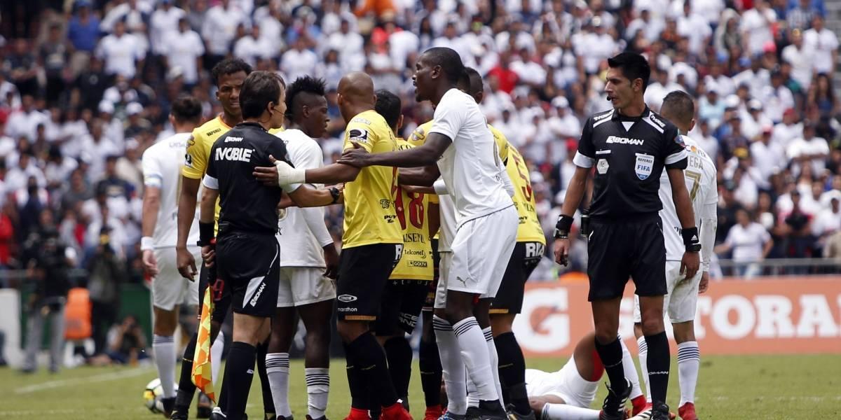 BSCvsLDU: Ya hay árbitro para la revancha en el estadio Monumental