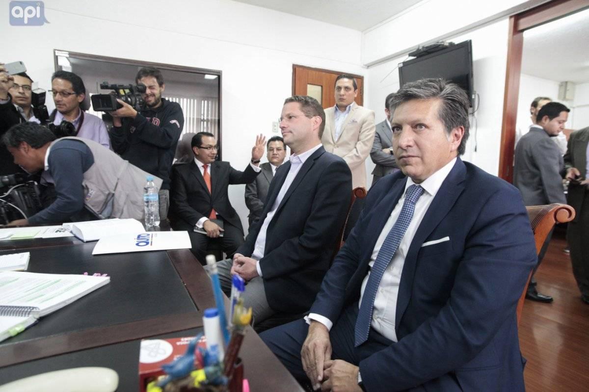 Mauricio Rodas, Alcalde de Quito API