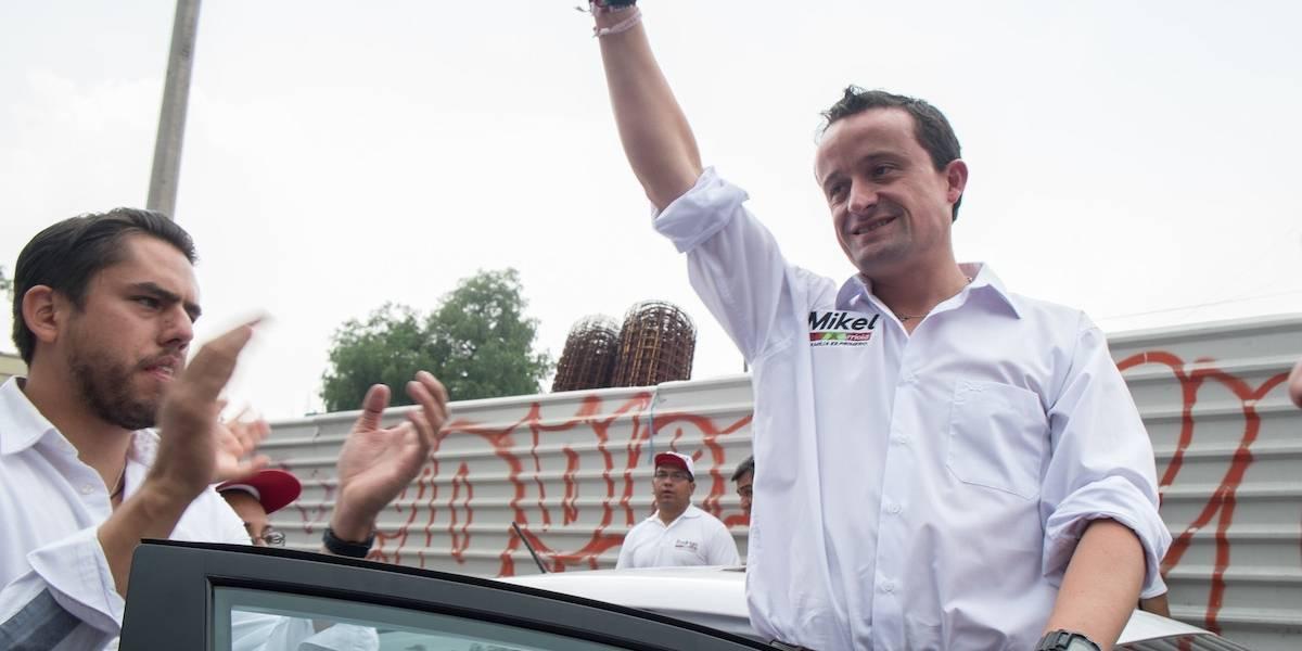 Mikel Arriola se declara en contra de la legalización de la marihuana