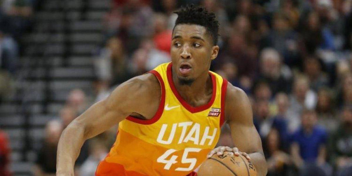 Mitchell busca mejorar con el análisis de Kobe