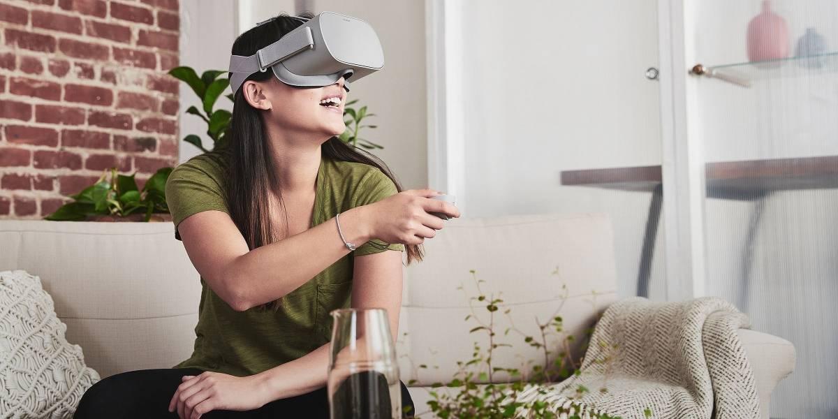 Sale a la venta Oculus Go, el casco de realidad virtual barato de Facebook