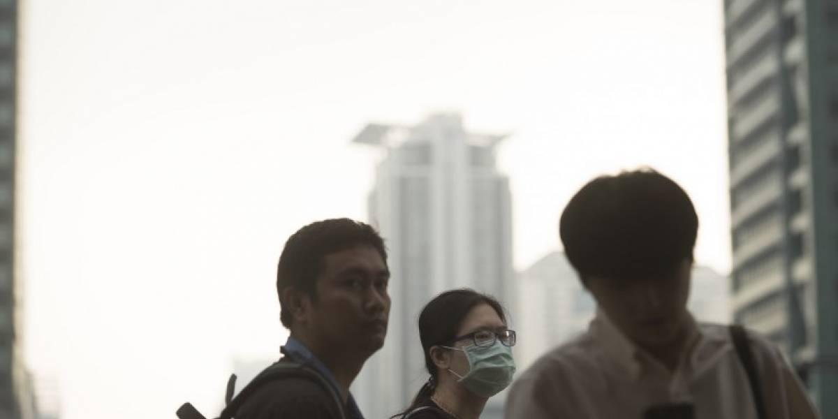 La OMS revela un inquietante dato sobre el aire que respiramos