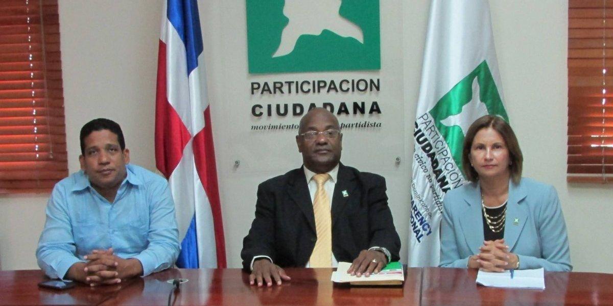 Participación Ciudadana dice proyecto de ley de partidos constituye un retroceso