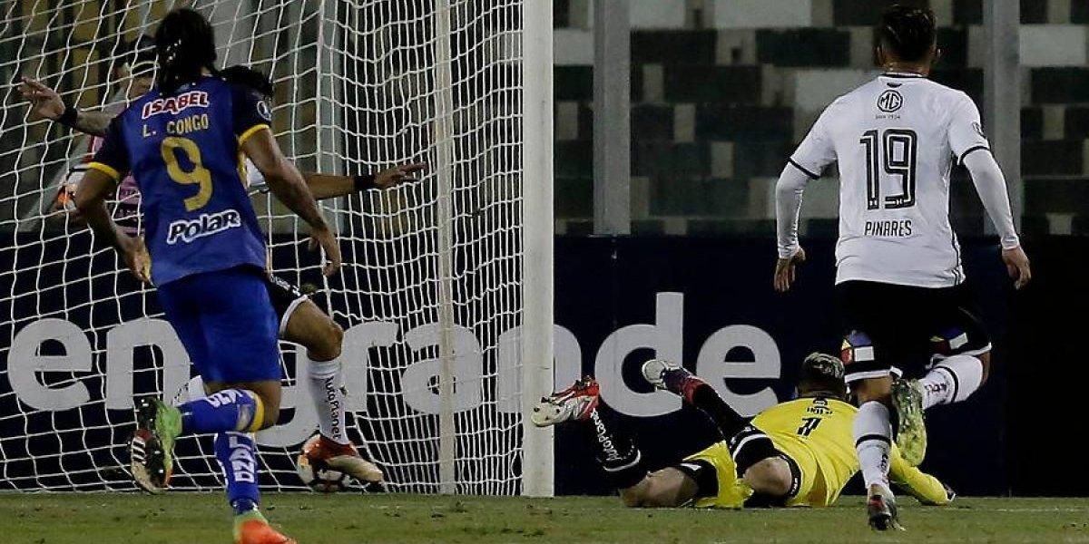 Delfín sufre una baja de última hora para el duelo clave ante Colo Colo por la Copa Libertadores